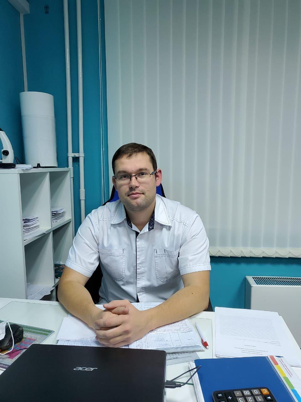 Морозов Илья Юрьевич